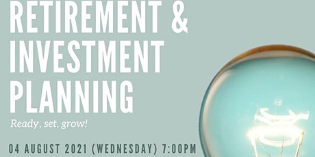 Retirement & Investment Planning tickets
