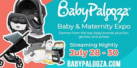 Virtual Baby Expo tickets