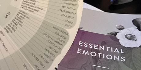 Aromatherapy and Emotions tickets