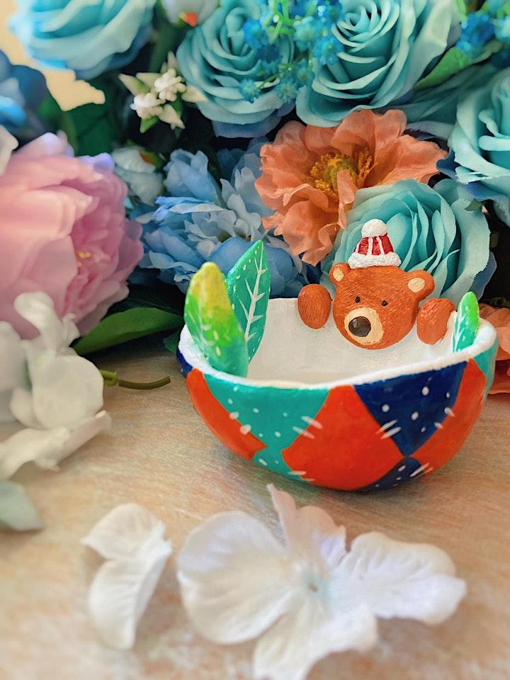 「小碗」風乾黏土體驗工作坊 image