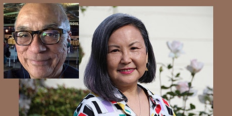 """Naomi Hirahara, author of """"Clark and Division"""" with Frank Abe tickets"""