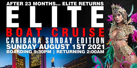 ELITE ON THE WATER *CARIBANA EDITION* tickets