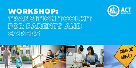 Transition to School Toolkit for Parents and Carers tickets