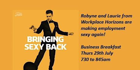 Business Development Breakfast - Workplace Relations tickets