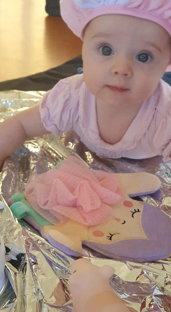 Mums and Bubs Morning with Sensory and Music Play image