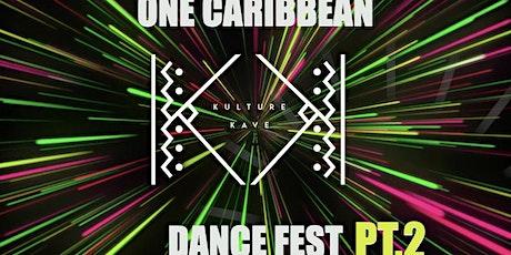 KULTURE KAVE PRESENTS: One Caribbean Dance Fest Pt. 2 tickets