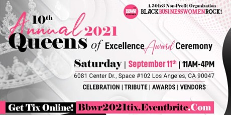 Queens of Excellence Award Ceremony tickets