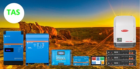 Victron Energy - Presentation & Interactive: Off-Grid / Hybrid (Hobart) tickets
