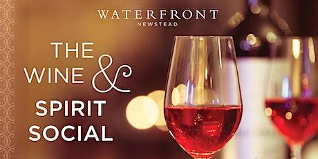 The Wine & Spirit Social tickets