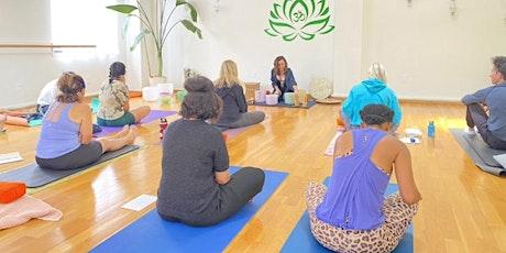Yoga with SoundBath in North Beach tickets