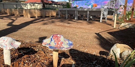 Come n' Get Creative - Clay art for the Precinct community garden Session 2 tickets