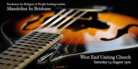 Mandolins In Brisbane (Refugee Fundraiser) tickets