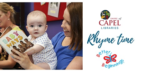 Rhyme Time - Dalyellup tickets