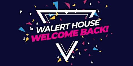 RUSU Walert House Welcome Back! tickets
