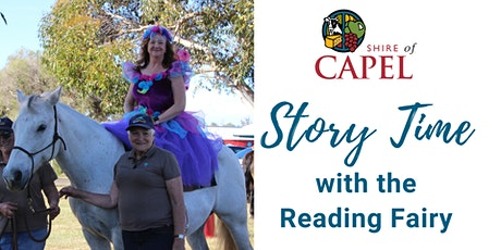 Reading Fairy - Capel Library tickets