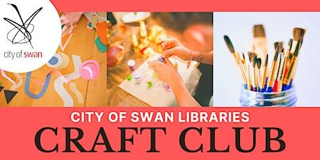 Craft Club: Creative Sparks Meet & Greet (Midland) tickets