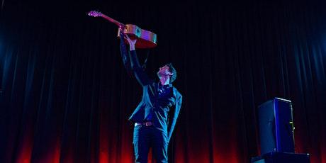 Daniel Champagne LIVE at Village Hall (Paekakariki) tickets