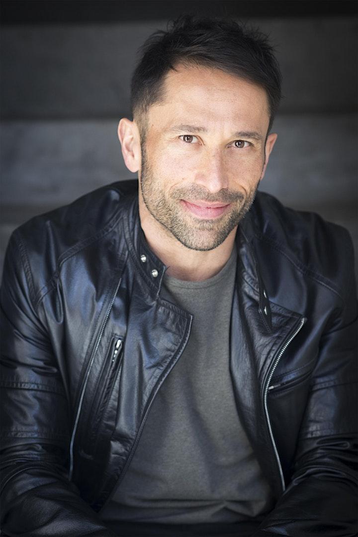 Meet the Author: Mark Brandi image