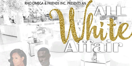 All White Affair - Party with a Purpose Shreveport tickets