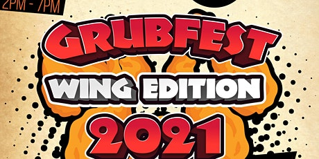 From Struggle to Paradise x Dubbs Grubs presents: Grubfest: Wing Edition tickets