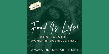 Vent & Vibe tickets