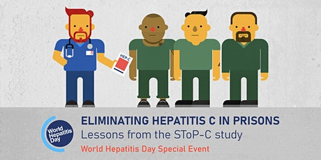 Eliminating hepatitis C in prisons: Lessons from the SToP-C study tickets