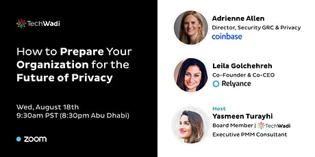 How to Prepare Your Organization for the Future of Privacy tickets