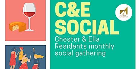 CE Sunday Social tickets
