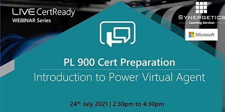 Introduction to Power Virtual Agent | PL-900 Certification billets