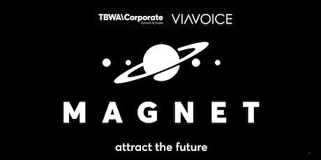"TBWA\Corporate x Viavoice : Conférence/Débat ""Attract The Future"" billets"