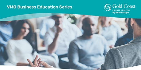 VMO Business Education Series: Optimise your Financial Plan & Structure tickets