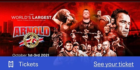 The Arnold Sports Festival UKwill be a celebration ofhealth, fitness and tickets
