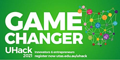 UHack - Workshop 1: Design thinking & business model canvas tickets