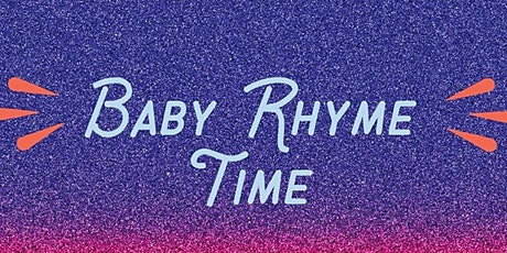 Baby Rhyme Time @ The Library tickets