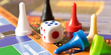 Lunchtime Board Games tickets