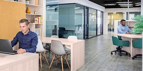Flexible Workspace – a new Franchise Opportunity biglietti