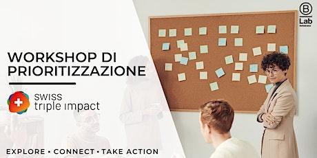 STI - Workshop di Prioritizzazione - IT biglietti