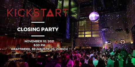 Kickstart Closing Party 2021 Tickets