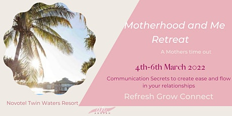 Anavah Motherhood Retreat tickets