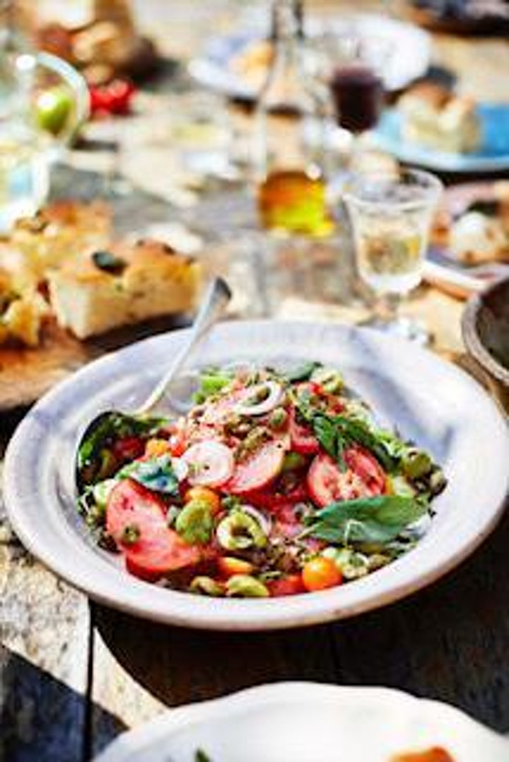 'Sicilia' Supper Club with Ben Tish @ Stepney City Farm image