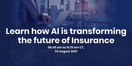 Learn how AI is transforming the future of Insurance tickets