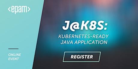 J@k8s: Kubernetes-ready Java application tickets