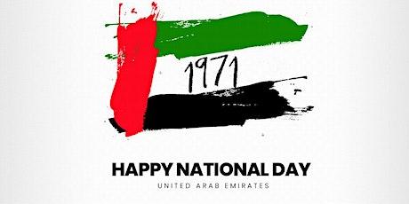National Day biglietti