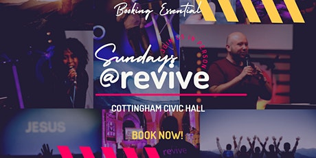 Sunday Mornings at Revive tickets