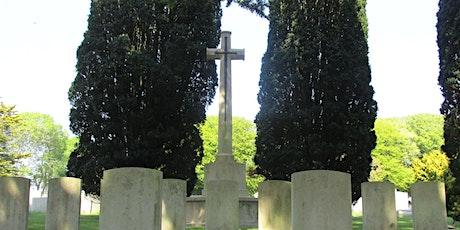 CWGC Tours - Penzance Cemetery tickets