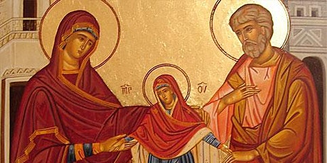 Franciscan Chapel Center  Sts. Joachim and Anne, Grandparents of Jesus tickets