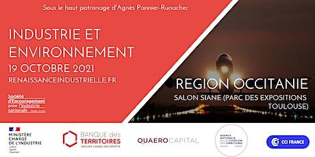 INDUSTRIE & ENVIRONNEMENT en Occitanie billets