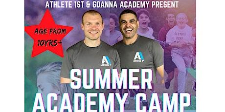 SUMMER ACADEMY CAMP - 14 & 15 AUGUST 2021 tickets
