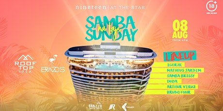 Samba Sunday na Laje ♫ tickets