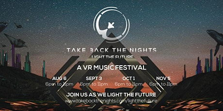 Take Back The Nights Light The Future 2021 tickets